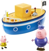 Wholesalers of Grandpa Pigs Bathtime Boat toys image 3