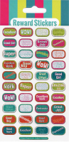 Wholesalers of Great Captions Sparkle Stickers toys image