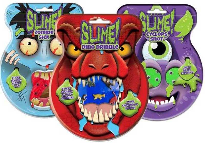 Wholesalers of Gross Slime Packs toys