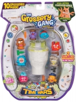 Wholesalers of Grossery Gang 10 Pack Flush & Fizz Series 5 - Time Wars toys image