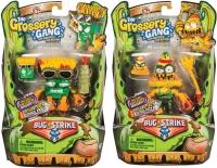 Wholesalers of Grossery Gang Action Figures Asst Series 4 Bug Strike Wave 1 toys image