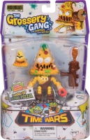 Wholesalers of Grossery Gang Action Figures Asst Series 5 Time Wars - Wave  toys image