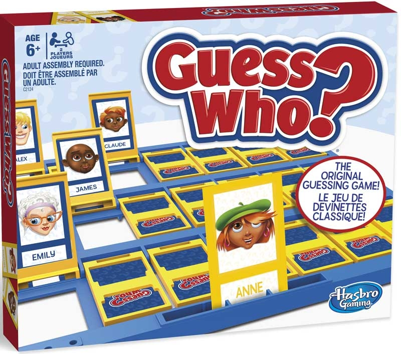 Wholesalers of Guess Who toys
