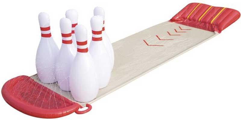 Wholesalers of H2ogo Slide N Splash Bowling toys