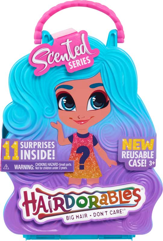 Wholesalers of Hairdorables Dolls Assortment - Series 4 toys