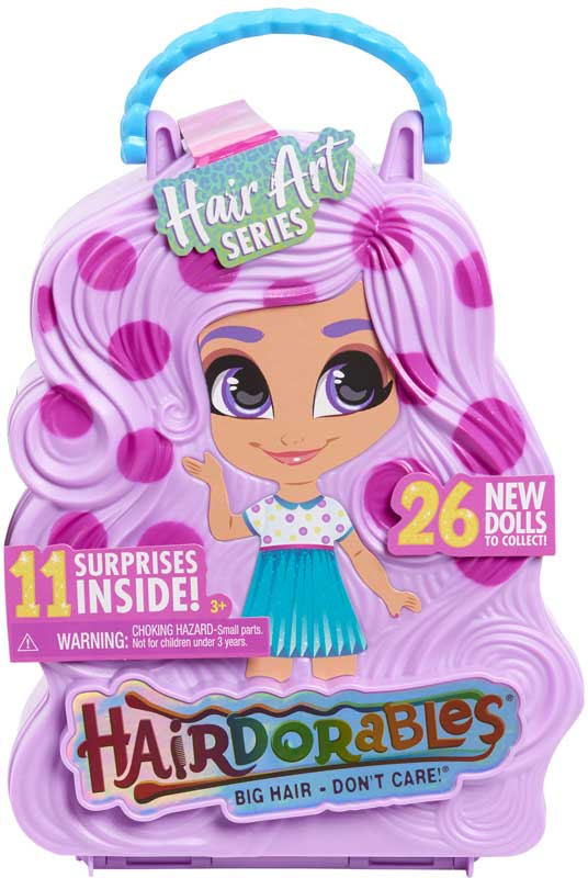 Wholesalers of Hairdorables Dolls Assortment - Series 5 toys