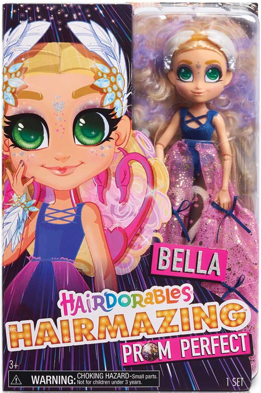 Wholesalers of Hairdorables Hairmazing Fashion Doll Series 2 - Assortment toys