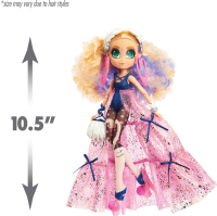 Wholesalers of Hairdorables Hairmazing Fashion Doll Series 2 - Bella toys image 4