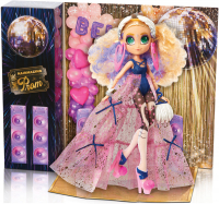 Wholesalers of Hairdorables Hairmazing Fashion Doll Series 2 - Bella toys image 5