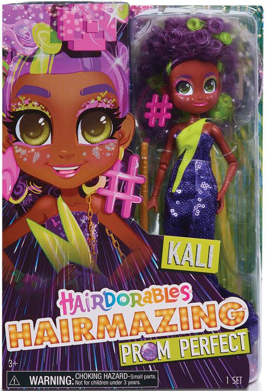 Wholesalers of Hairdorables Hairmazing Fashion Doll Series 2 - Kali toys
