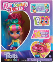 Wholesalers of Hairdorables Loves Trolls toys image