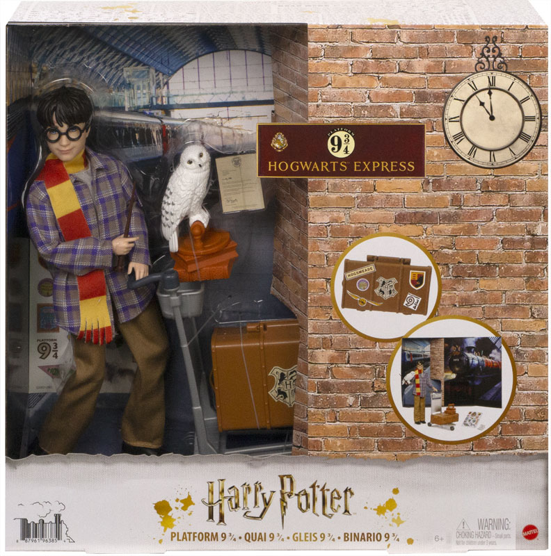 Wholesalers of Harry Potter 9 And 3 Quarters Platform Playset toys