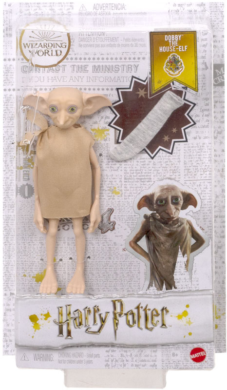 Wholesalers of Harry Potter Dobby The House-elf Doll toys