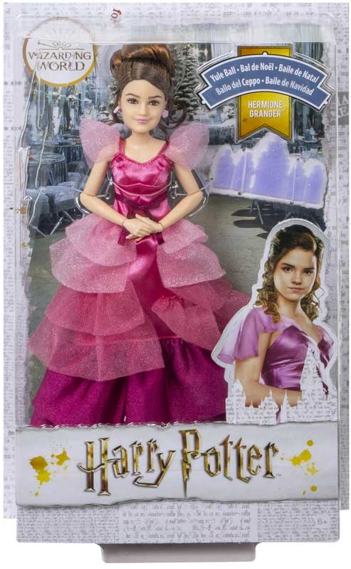 Wholesalers of Harry Potter Hermoine Granger Yule Ball Doll toys