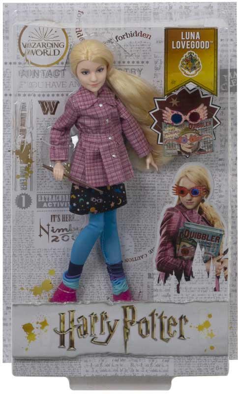 Wholesalers of Harry Potter Luna Lovegood toys