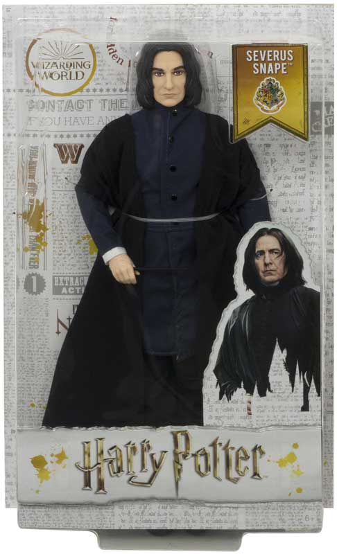 Wholesalers of Harry Potter Professor Snape toys