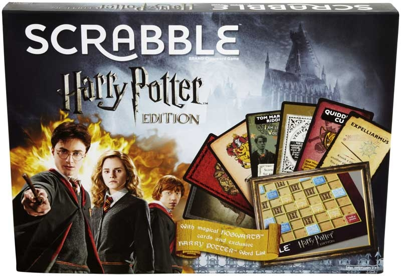 Wholesalers of Harry Potter Scrabble toys