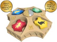 Wholesalers of Harry Potter Wizarding Quiz toys image 2