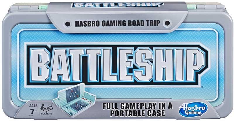 Wholesalers of Hasbro Gaming Road Trip Battleship toys