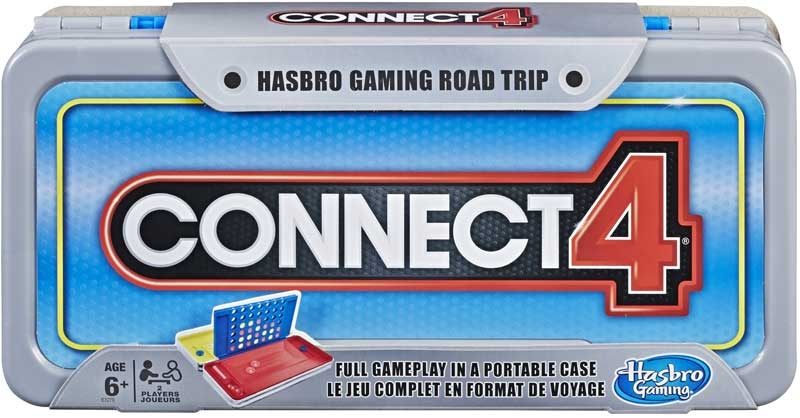 Wholesalers of Hasbro Gaming Road Trip Connect 4 toys