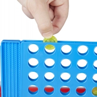 Wholesalers of Hasbro Gaming Road Trip Connect 4 toys image 5