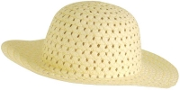Wholesalers of Hat Easter Bonnet Yellow Child toys image