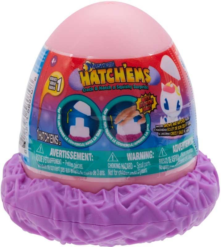 Wholesalers of Crackems Unicorns toys