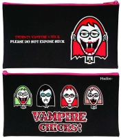 Wholesalers of Helix Vampire Chicks Pencil Case toys image