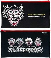 Wholesalers of Helix Zombies Pencil Case toys image