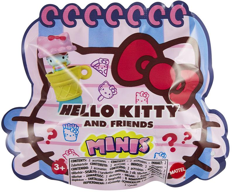 Wholesalers of Hello Kitty Mini Asst toys