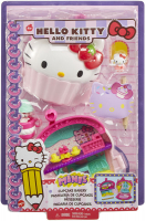 Wholesalers of Hello Kitty Mini Playset Noteables Cup Cake Compact toys image