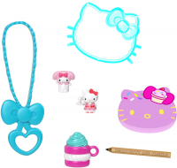 Wholesalers of Hello Kitty Mini Playset Noteables Cup Cake Compact toys image 3