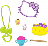 Wholesalers of Hello Kitty Mini Playset Noteables Teapot Compact toys image 2