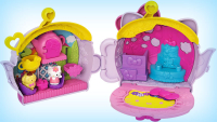 Wholesalers of Hello Kitty Mini Playset Noteables Teapot Compact toys image 3