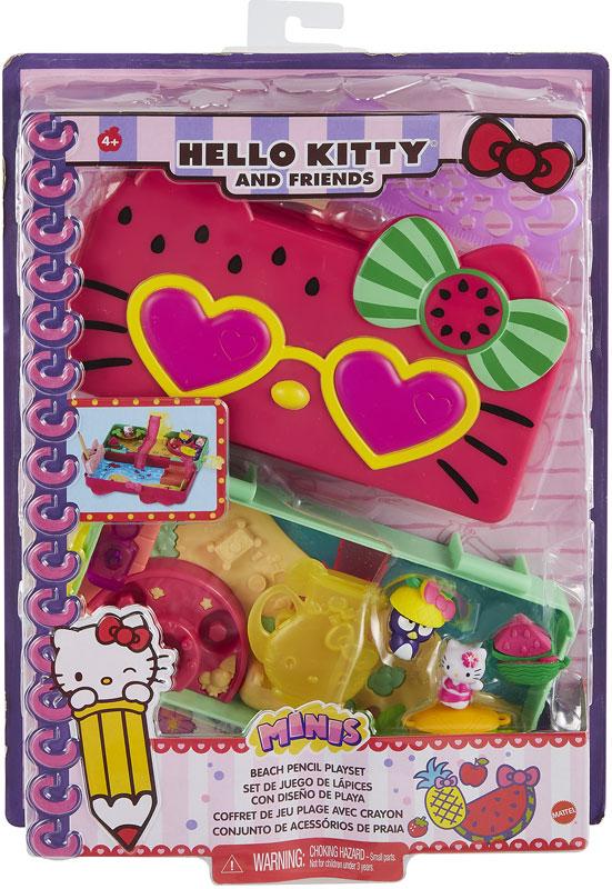 Wholesalers of Hello Kitty Watermelon Pencil Playset toys