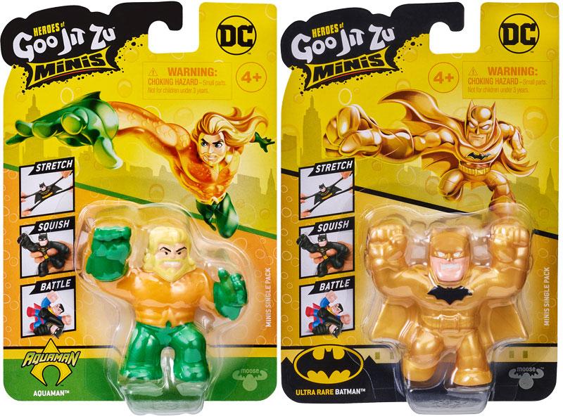 Wholesalers of Heroes Of Goo Jit Dc Minis toys