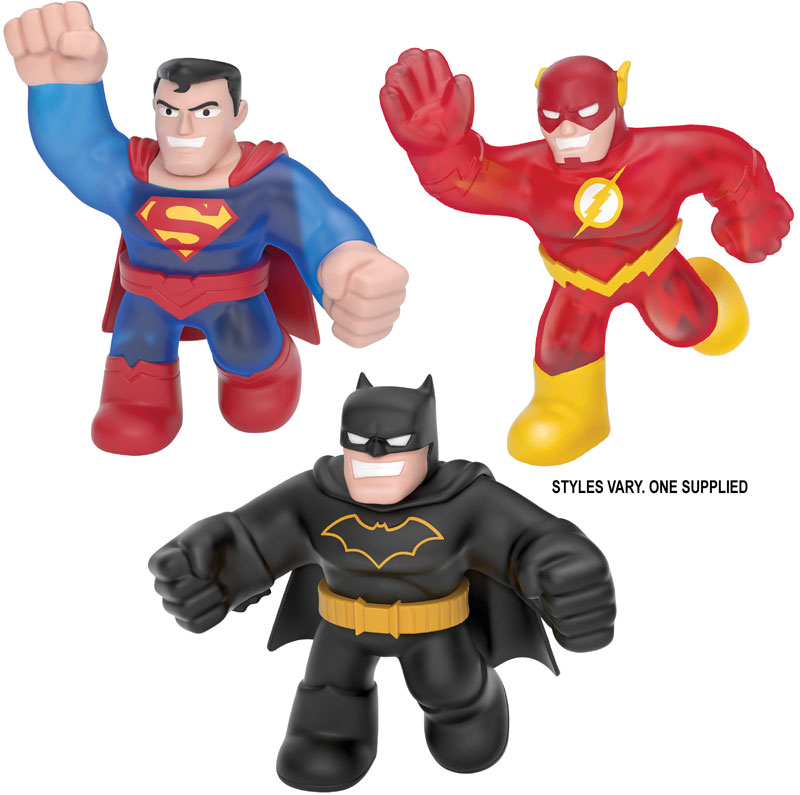 Wholesalers of Heroes Of Goo Jit Dc Superheroes Asst toys