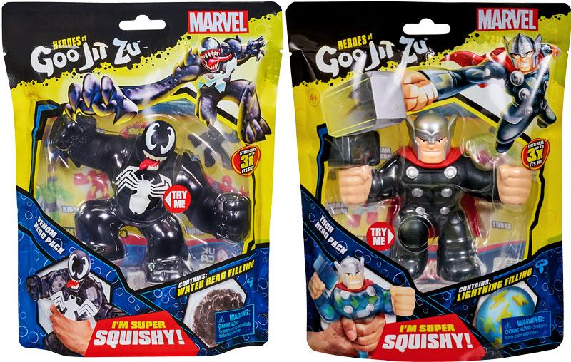 Wholesalers of Heroes Of Goo Jit Marvel Superheroes S3 Asst toys
