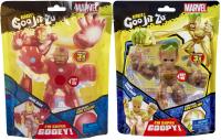 Wholesalers of Heroes Of Goo Jit Marvel Superheroes S3 Asst toys image 3