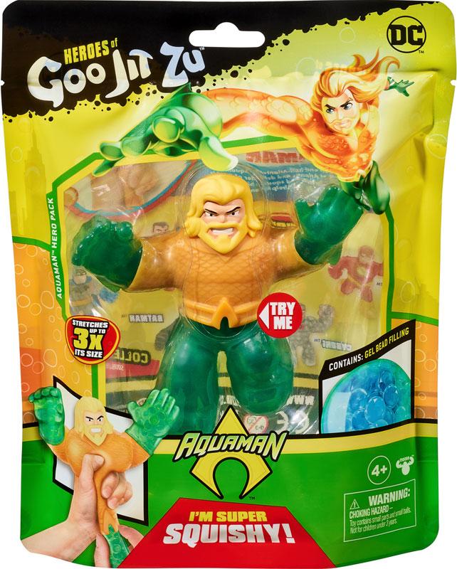 Wholesalers of Heroes Of Goo Jit Zu Dc - Aquaman toys