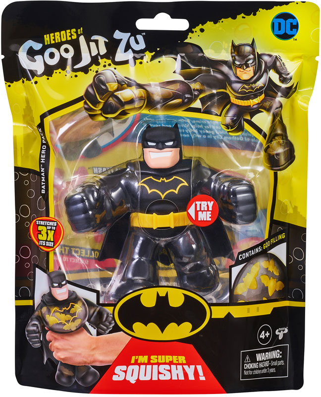 Wholesalers of Heroes Of Goo Jit Zu Dc - Batman toys