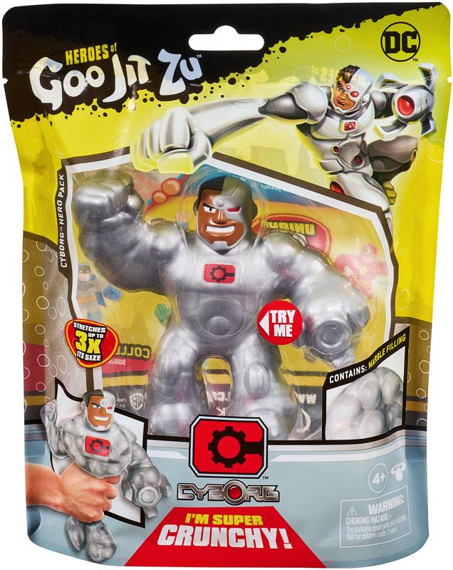 Wholesalers of Heroes Of Goo Jit Zu Dc - Cyborg toys