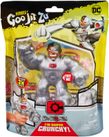 Wholesalers of Heroes Of Goo Jit Zu Dc - Cyborg toys image