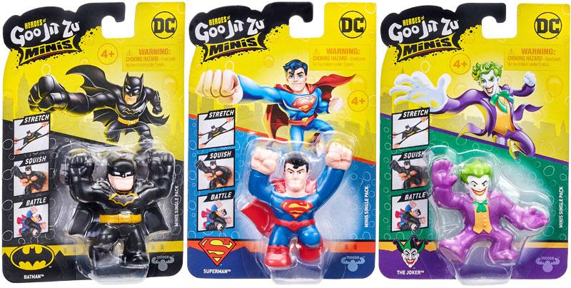 Wholesalers of Heroes Of Goo Jit Zu Dc Minis S2 Asst toys