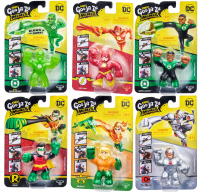 Wholesalers of Heroes Of Goo Jit Zu Dc Minis S2 Asst toys image 2