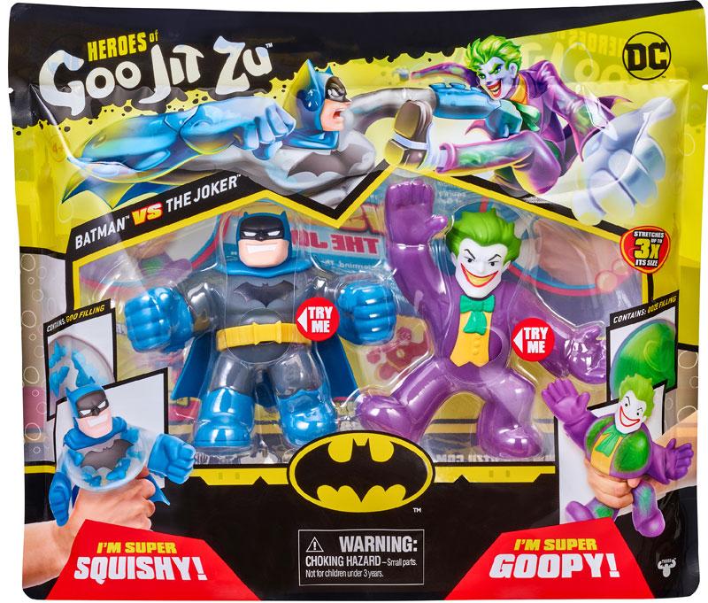 Wholesalers of Heroes Of Goo Jit Zu Dc Versus Pack - Batman Vs Joker toys