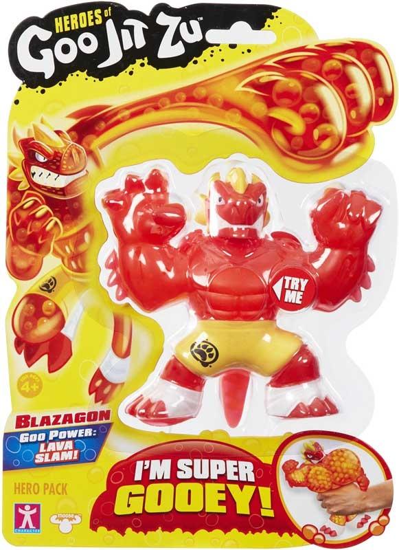 Wholesalers of Heroes Of Goo Jit Zu Hero Pack toys
