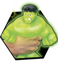 Wholesalers of Heroes Of Goo Jit Zu Marvel Gamma Glow Hulk toys image 3