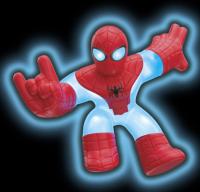 Wholesalers of Heroes Of Goo Jit Zu Marvel Radioactive Spider-man toys image 2