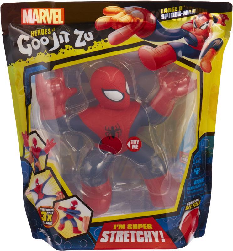 Wholesalers of Heroes Of Goo Jit Zu Marvel Supagoo Hero Spider-man toys